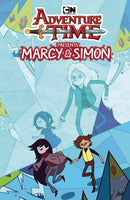 ADVENTURE TIME MARCY & SIMON TP (C: 1-1-2)