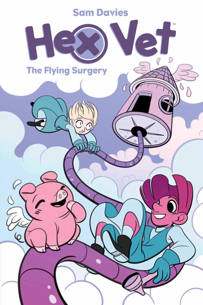 HEX VET ORIGINAL GN VOL 02 FLYING SURGERY (C: 0-1-2)