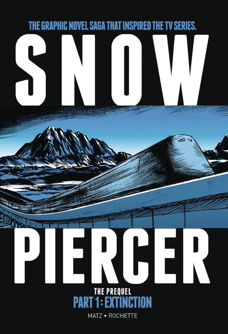 SNOWPIERCER HC VOL 04 EXTINCTION