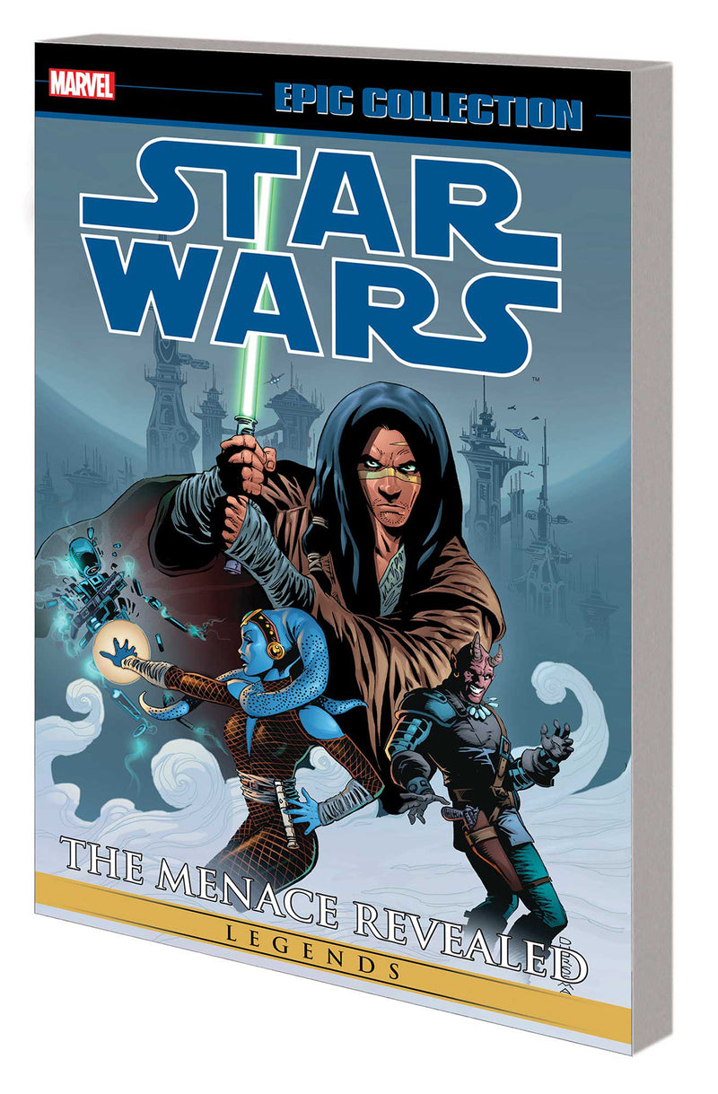 STAR WARS LEGENDS EPIC COLLECTION MENACE REVEALED TP VOL 02