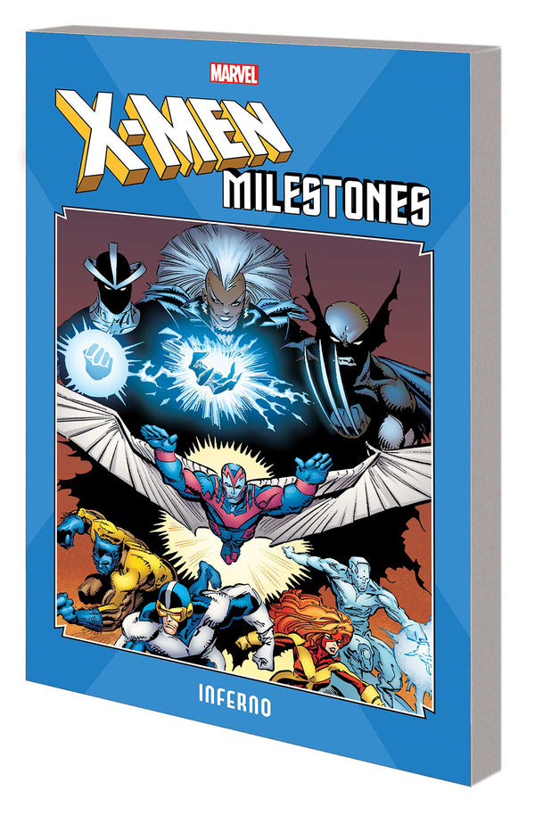 X-MEN MILESTONES TP INFERNO