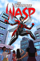 UNSTOPPABLE WASP UNLIMITED TP VOL 02 GIRL VS AIM