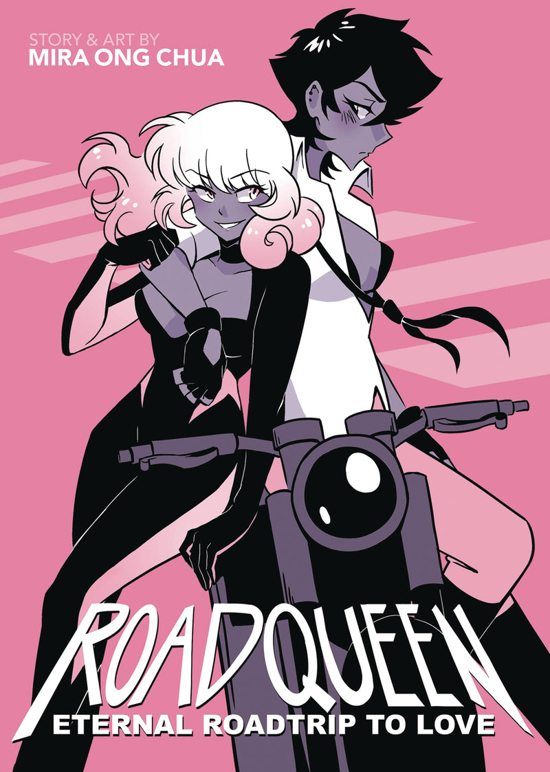 ROADQUEEN ETERNAL ROADTRIP TO LOVE GN VOL 01 (MR) (C: 0-1-0)