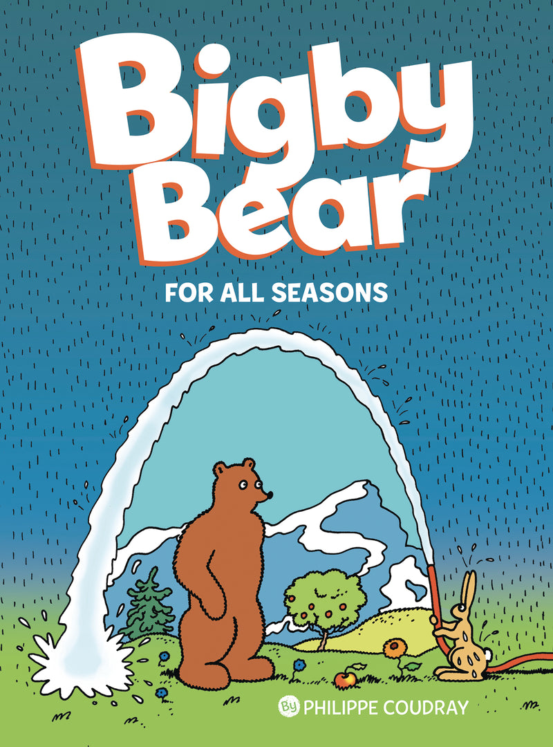 BIGBY BEAR HC VOL 02 FOR ALL SEASONS