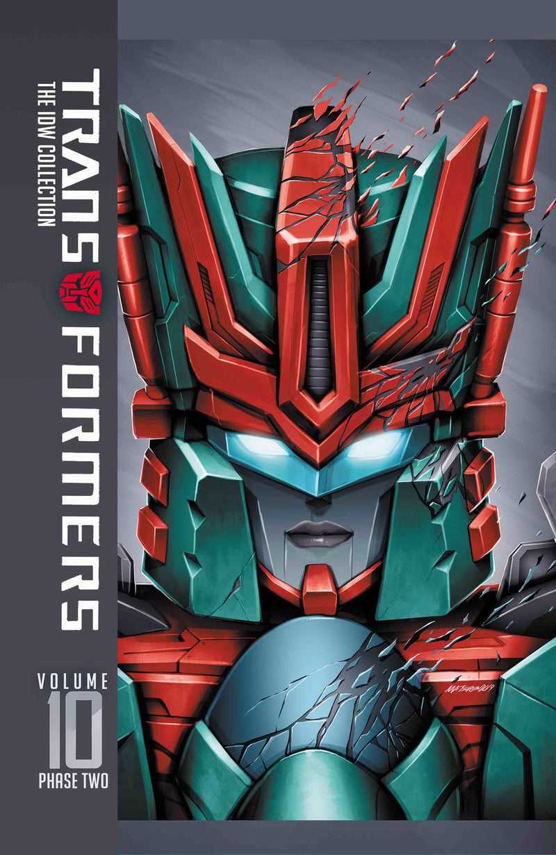 TRANSFORMERS IDW COLL PHASE 2 HC VOL 10 (C: 0-1-2)