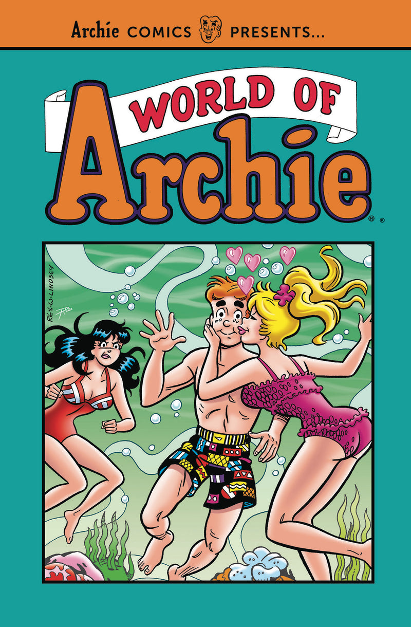 WORLD OF ARCHIE TP VOL 01