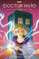 DOCTOR WHO 13TH TP VOL 03 OLD FRIENDS