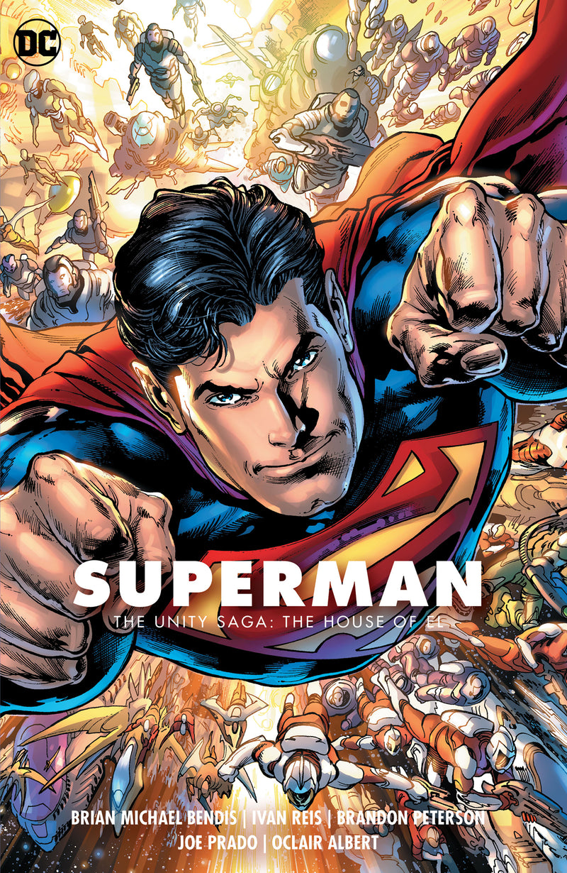 SUPERMAN HC VOL 02 THE UNITY SAGA THE HOUSE OF EL