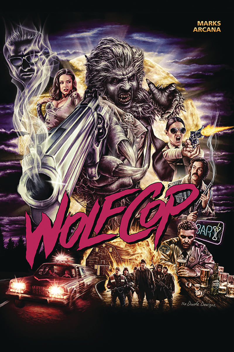 WOLFCOP TP (MR) (C: 0-1-2)