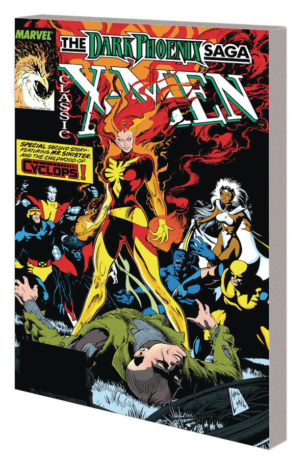 X-MEN CLASSIC COMPLETE COLLECTION TP VOL 02