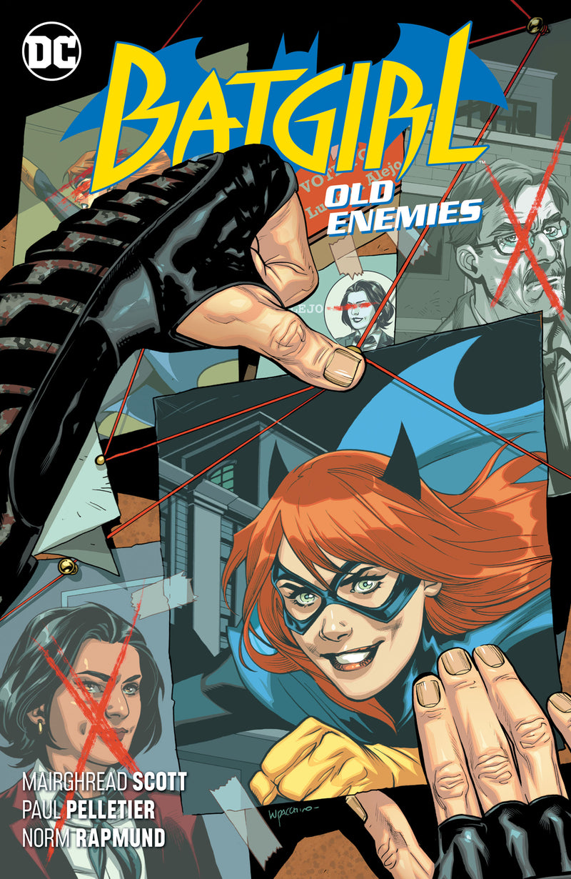 BATGIRL TP VOL 06 OLD ENEMIES