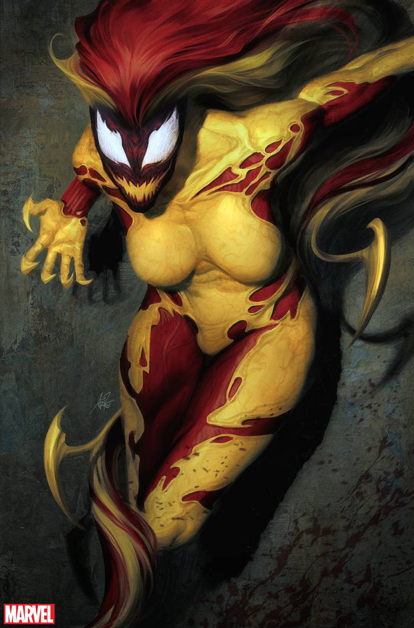 SCREAM CURSE OF CARNAGE #1 ARTGERM VIRGIN VAR