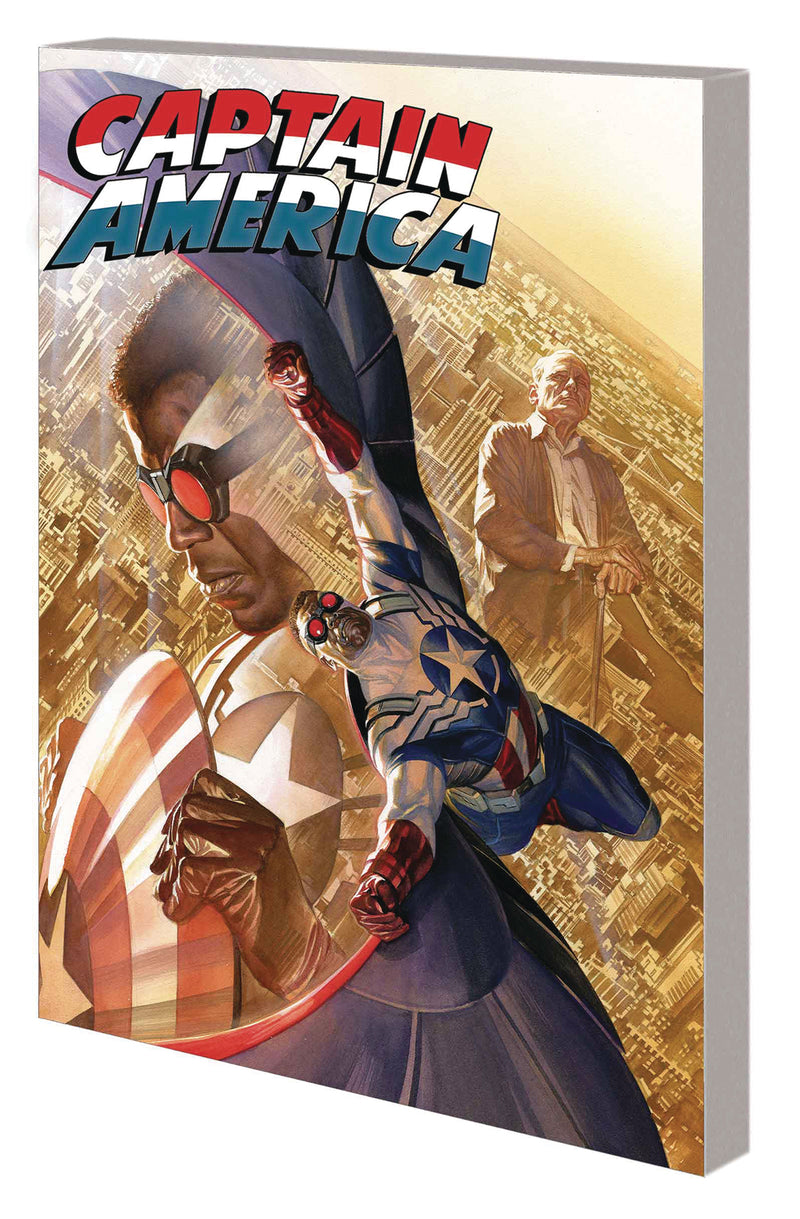 CAPTAIN AMERICA SAM WILSON COMPLETE COLLECTION TP VOL 01
