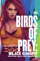 BIRDS OF PREY BLACK CANARY TP