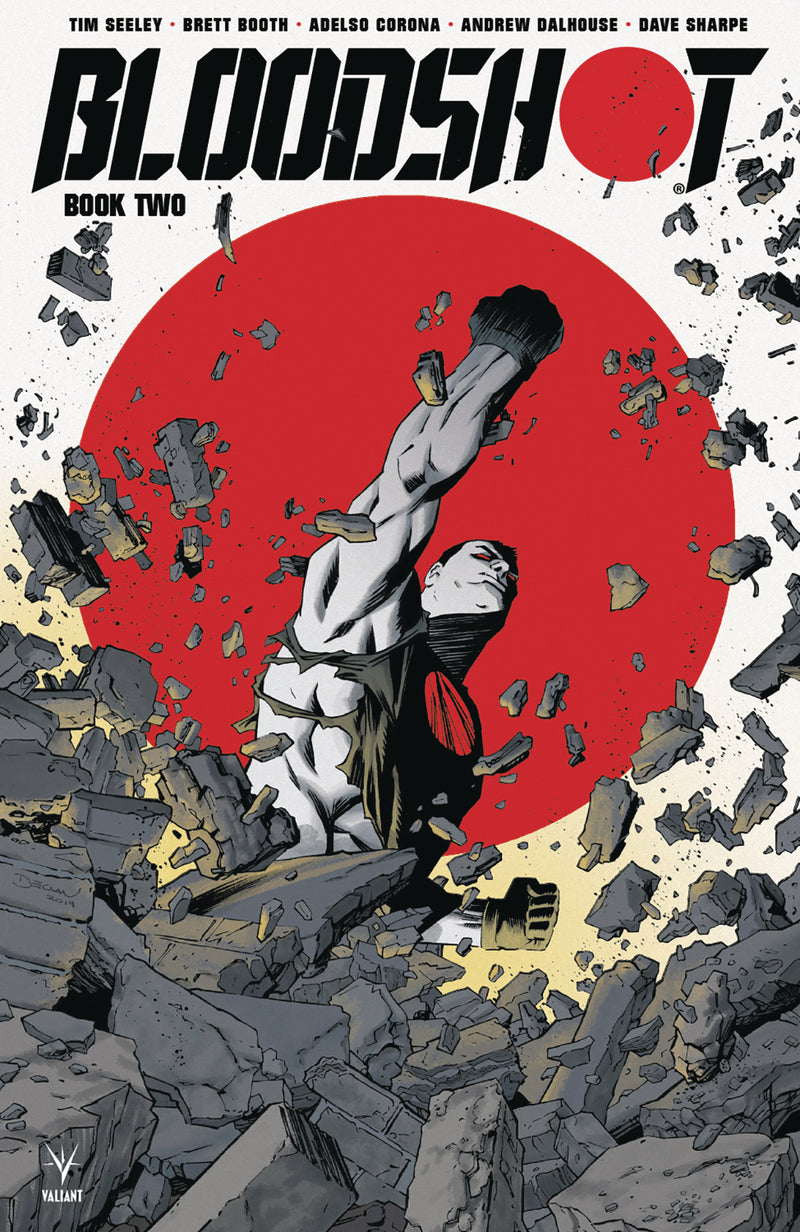 BLOODSHOT (2019) TP VOL 02 (C: 0-1-2)
