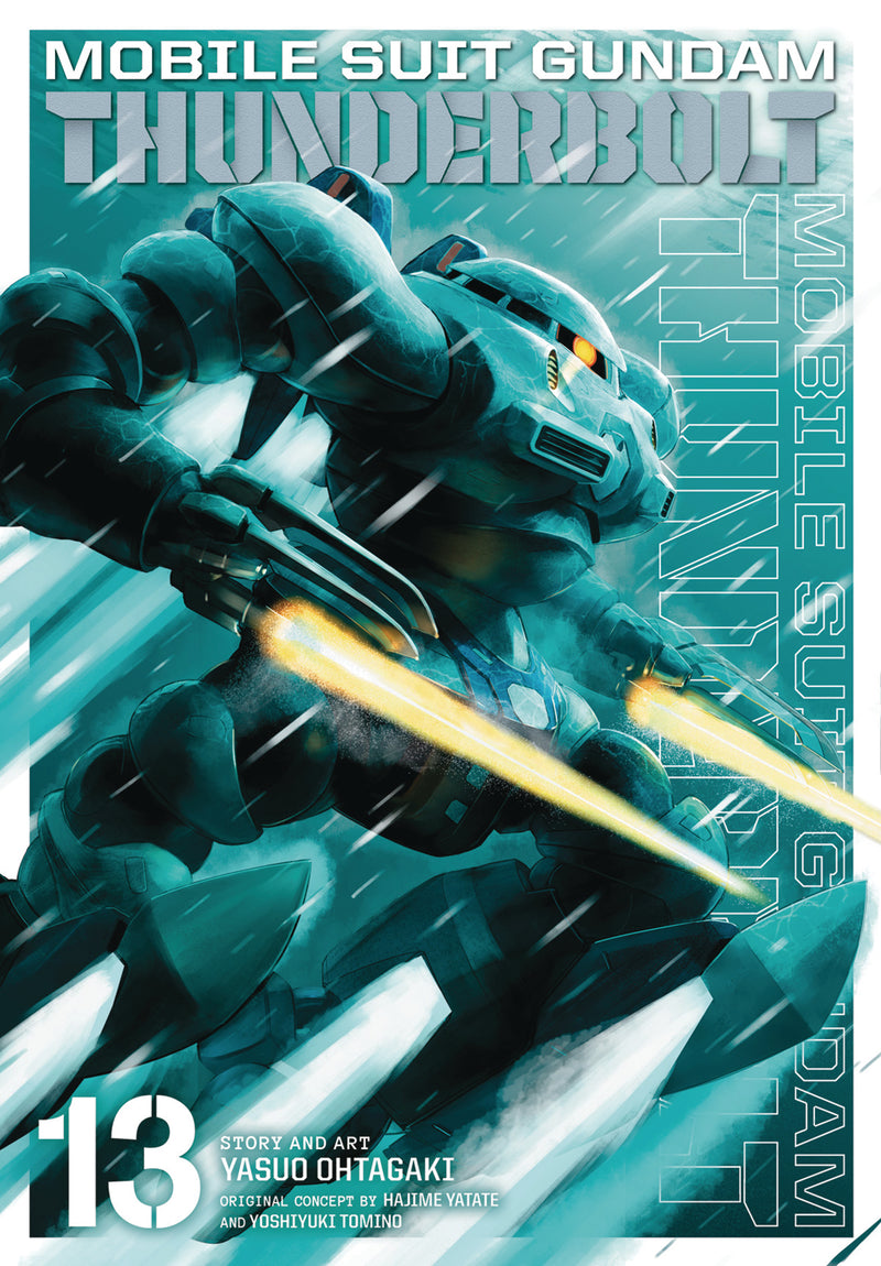 MOBILE SUIT GUNDAM THUNDERBOLT GN VOL 13 (C: 1-1-2)