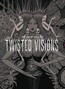 ART OF JUNJI ITO TWISTED VISIONS HC (C: 1-1-2)