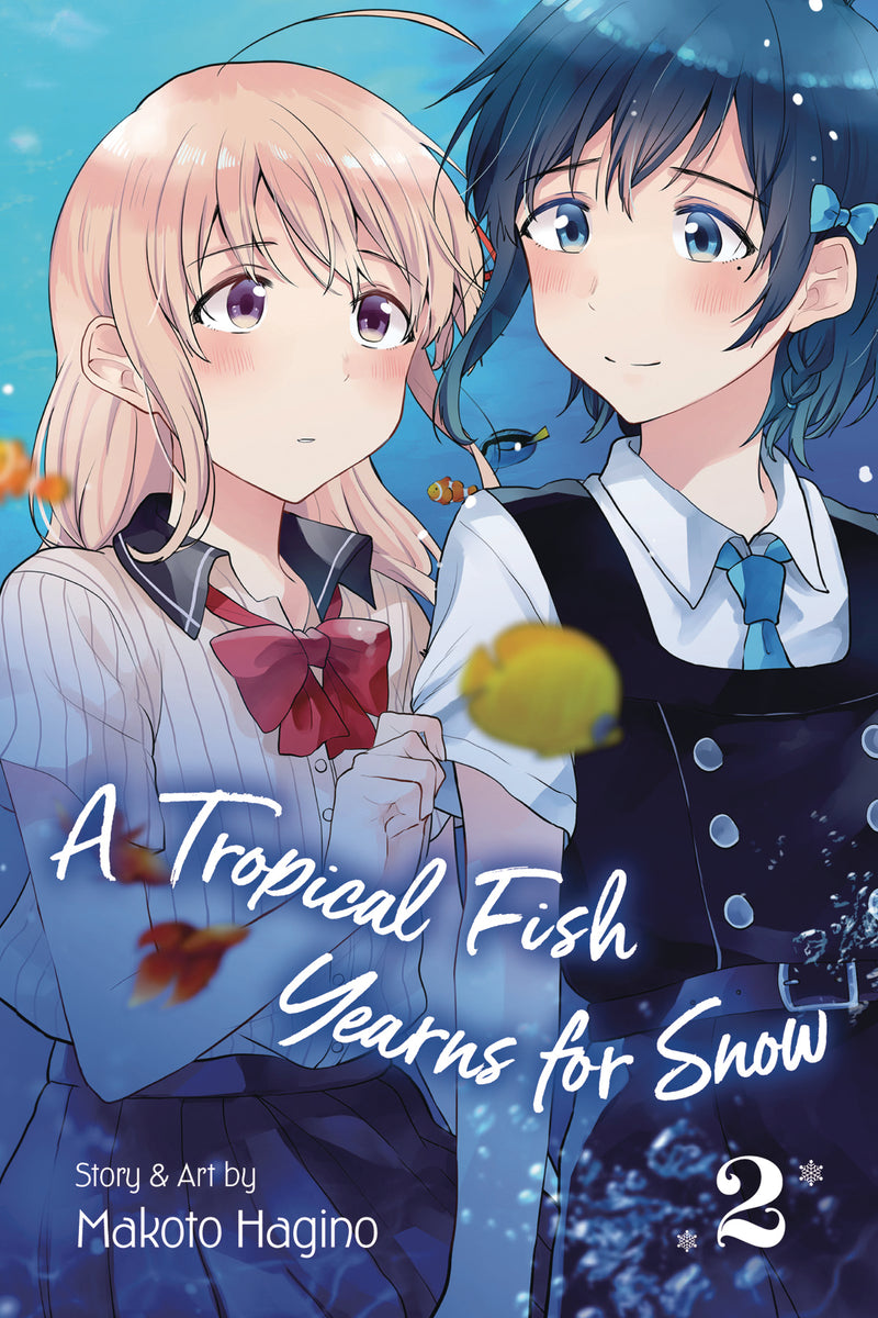 TROPICAL FISH YEARNS FOR SNOW GN VOL 02 (C: 1-1-2)
