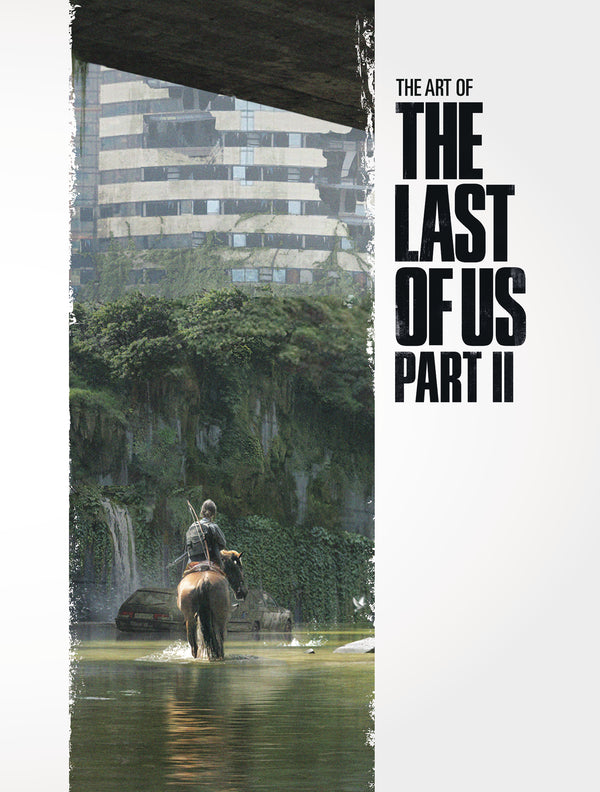 ART OF THE LAST OF US PART II HC