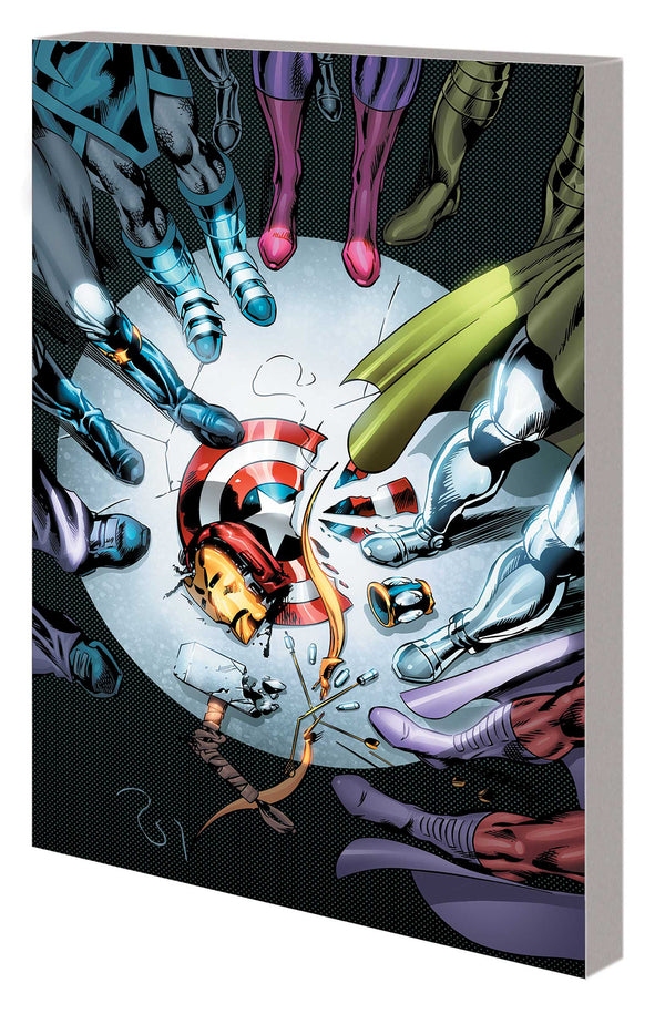 ACTS OF VENGEANCE TP AVENGERS