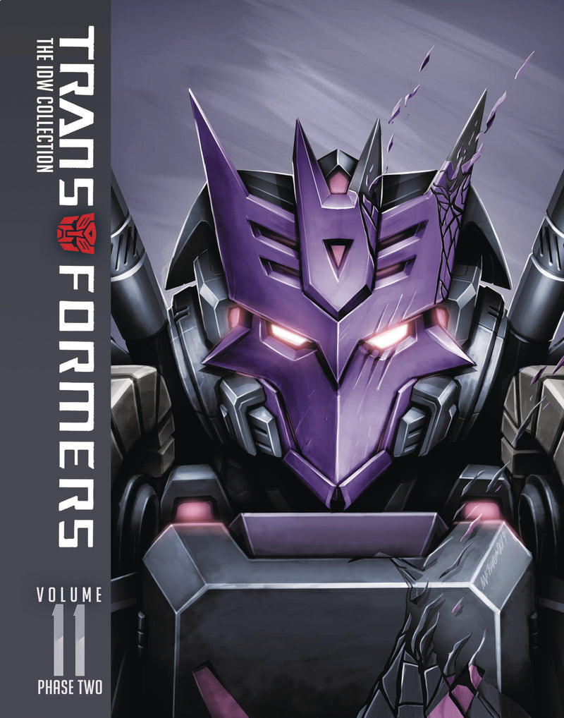 TRANSFORMERS IDW COLL PHASE 2 HC VOL 11 (C: 0-1-2)