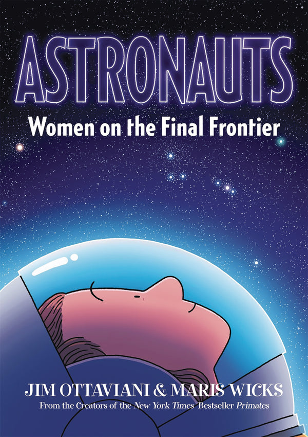 ASTRONAUTS WOMEN ON FINAL FRONTIER HC GN (C: 0-1-0)