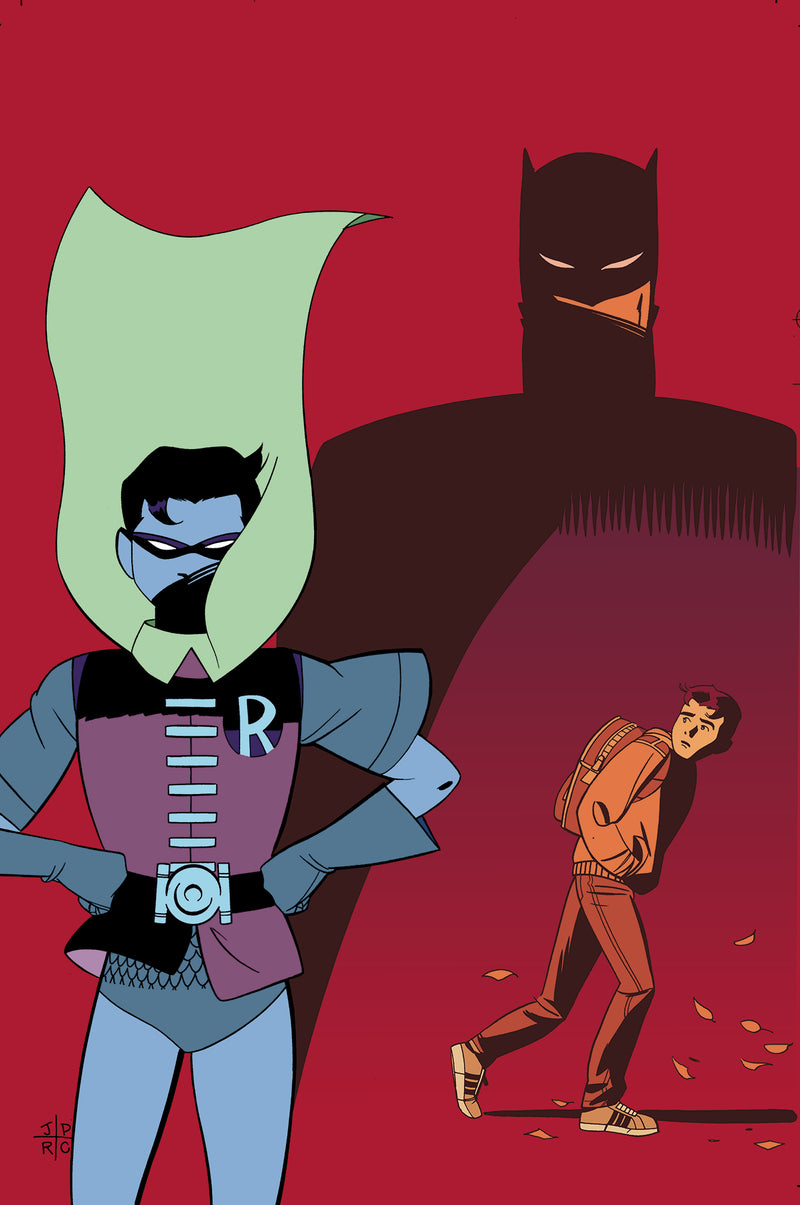 ROBIN YEAR ONE TP NEW EDITION