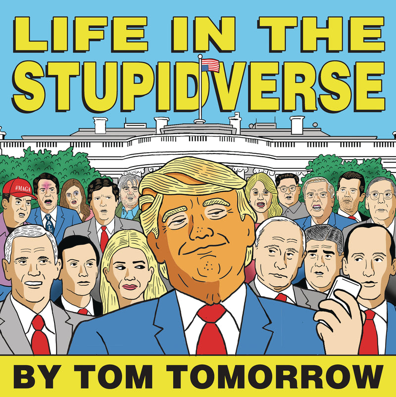 LIFE IN THE STUPIDVERSE GN TP