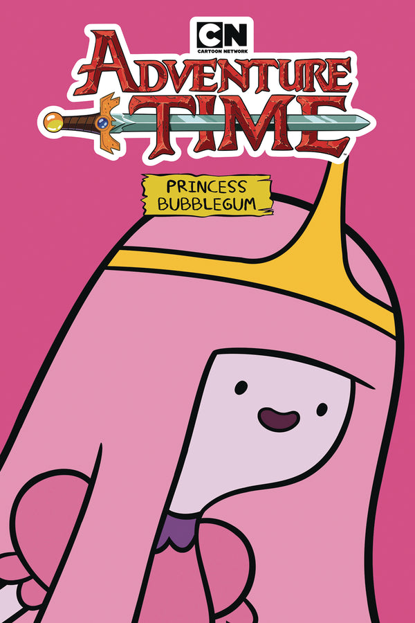 ADVENTURE TIME PRINCESS BUBBLEGUM GN (C: 1-1-2)