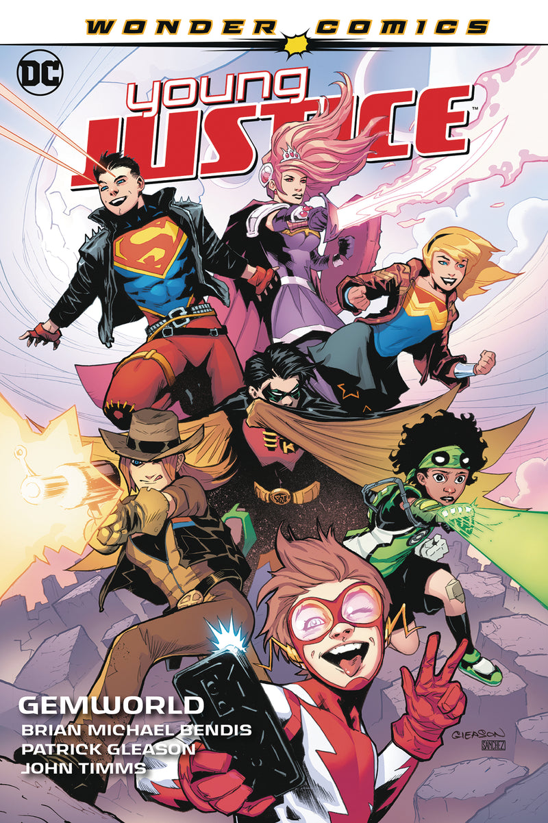 YOUNG JUSTICE TP VOL 01 GEMWORLD