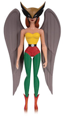 JUSTICE LEAGUE ANIMATED HAWKGIRL AF (Net)