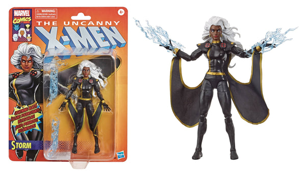 X-MEN LEGENDS RETRO 6IN STORM VARIANT AF CS