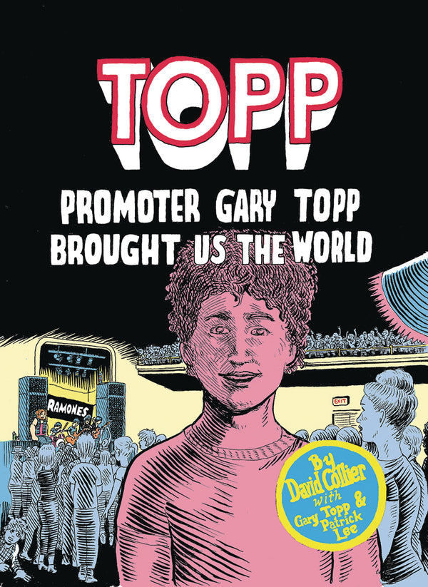 TOPP PROMOTER GARY TOPP BROUGHT US THE WORLD GN