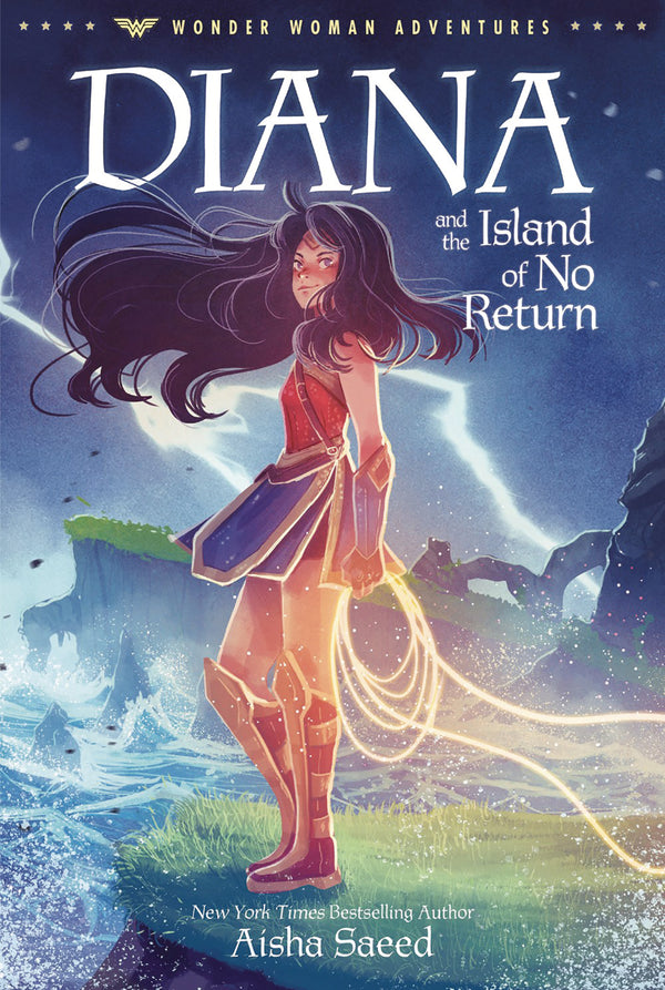 WONDER WOMAN ADV HC VOL 01 DIANA & ISLAND OF NO RETURN (C: