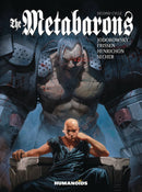 METABARONS SECOND CYCLE HC (MR)