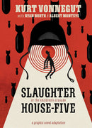 SLAUGHTERHOUSE FIVE ORIGINAL GN HC