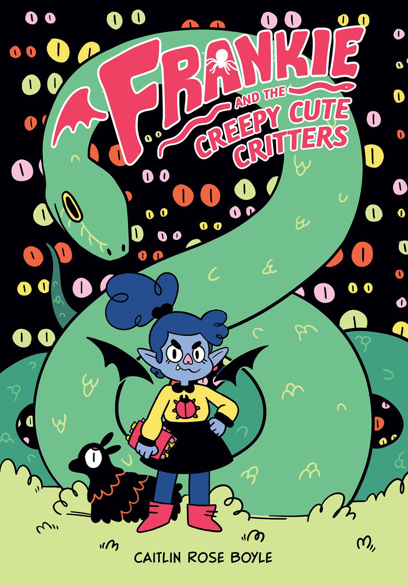 FRANKIE & THE CREEPY CUTE CRITTERS HC