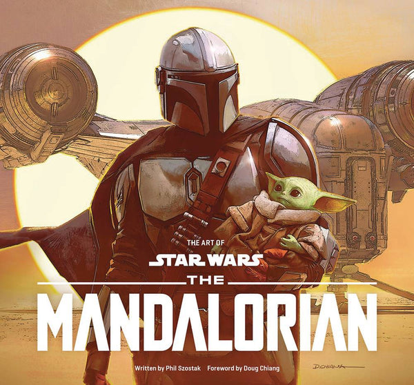 ART OF STAR WARS MANDALORIAN HC