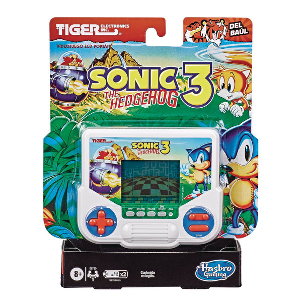 TIGER ELECTRONICS SONIC EDITION GAME