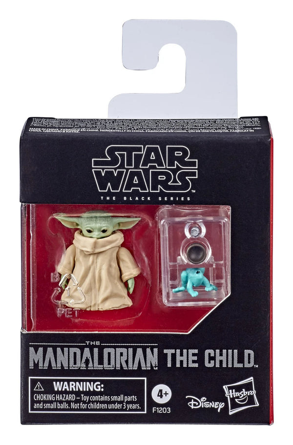 STAR WARS MANDALORIAN BLACK SERIES THE CHILD 6IN SCALE AF