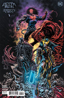 DARK NIGHTS DEATH METAL TRINITY CRISIS
