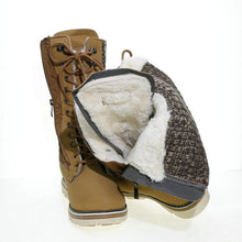 Load image into Gallery viewer, Women winter snow boots