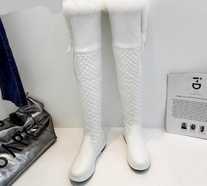 Over the Knee Winter Boots