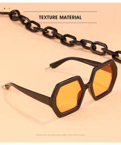 Unique Chain Sunglasses