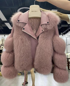 Real Fox Fur Coats