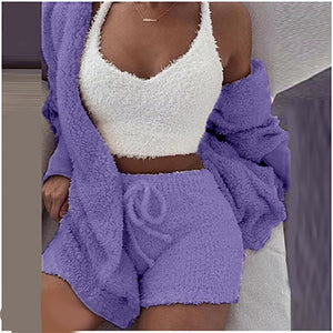 3PC Winter Pajama Sets