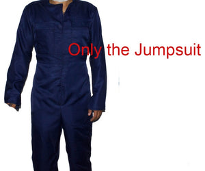 Adult Men Michael Myers Costume Cosplay Killer Jumpsuit Halloween Costume