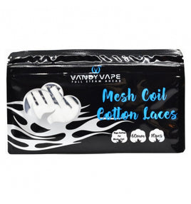 Cotton Mesh Coil Laces Kylin - Vandy Vape