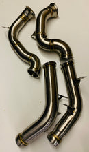 Load image into Gallery viewer, MERCEDES - E63 - W213 - Catless Downpipe