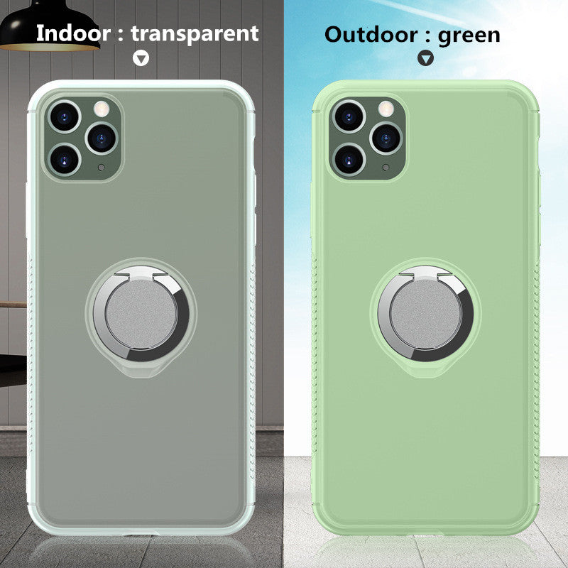UV discoloration phone case